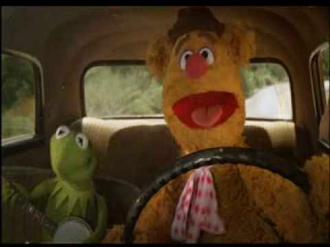 In Fozzie's defense, Kermit won't shut the fuck up about how hard it is to be green.