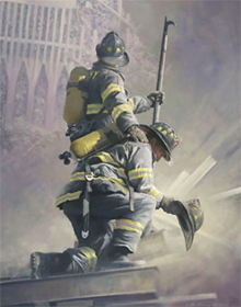 Firefighters 9-11 Rescue